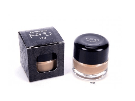 FAND MAKE UP - Corretivo Camuflagem - Cor 12