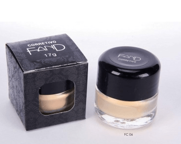 FAND MAKE UP - Corretivo Camuflagem - Cor 6