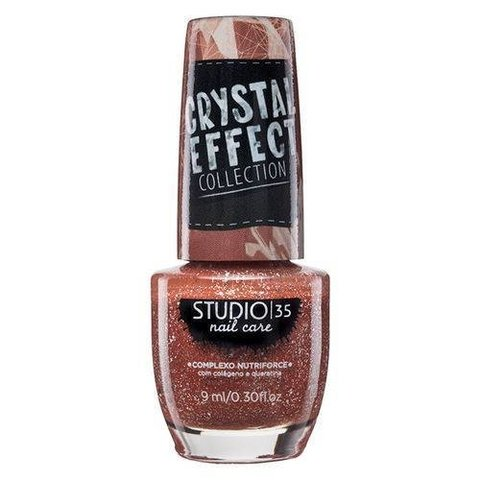 STUDIO 35 - Esmalte Crystal Effect #Crushvaipirar 9ml