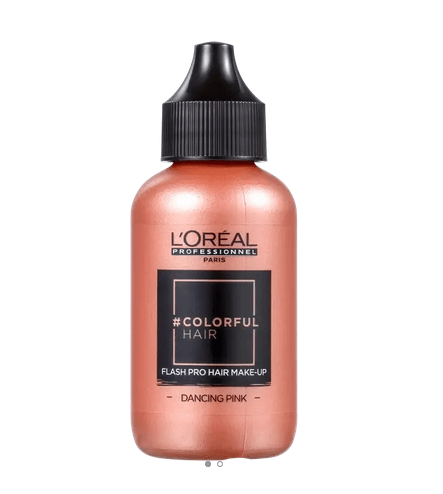 LOREAL  PROFESSIONEL -  Coloração Semi Permanente ColorFul Flash Dancing Pinck 60mL