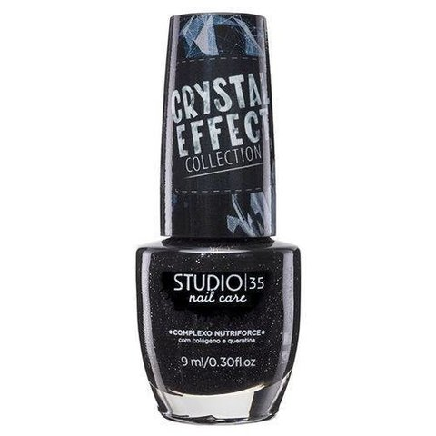 STUDIO 35 - Esmalte Crystal Effect #desceearrasa 9ml