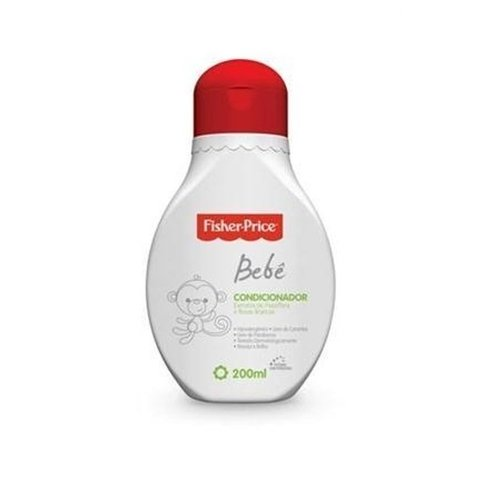 FISHER PRICE - Condicionador Bebê 200ml - comprar online