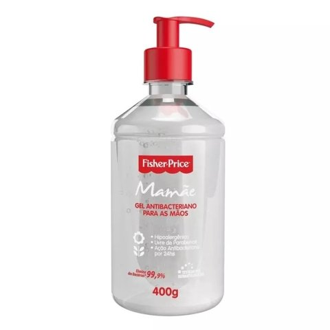 FISHER PRICE - Gel Antibacteriano para Mãos 400g