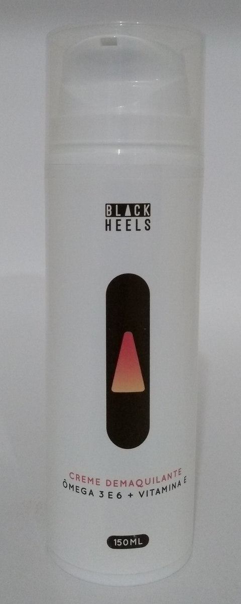 BLACK HELLS - Creme Demaquilante 150ml