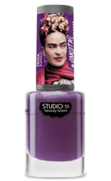 Esmalte Frida Kahlo STUDIO 35 #jamaissubmissa 9 mL