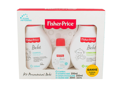 FICHER PRICE - Kit Colonia Fisher Price