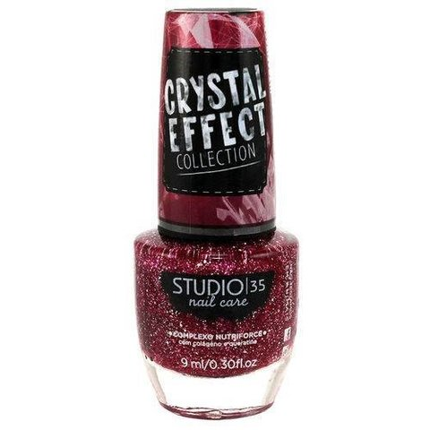 STUDIO 35 - Esmalte Crystal Effect #Lindoquedoi 9ml
