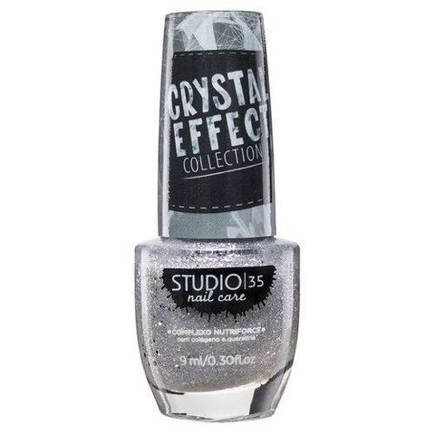 STUDIO 35 - Esmalte Crystal Effect #Luadecristal 9ml