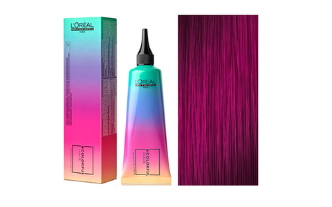 LOREAL  PROFESSIONEL -  Coloração Semi Permanente ColorFul Hair Hypnotic Magenta 90mL
