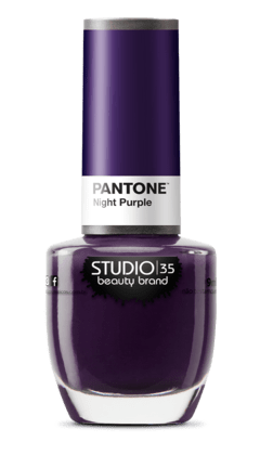Esmalte Pantone II STUDIO 35 #nightpurple 9 ml