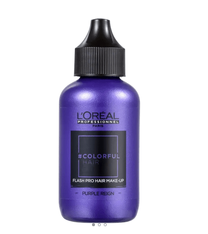 LOREAL  PROFESSIONEL -  Coloração Semi Permanente ColorFul Flash Purple Reign 60mL