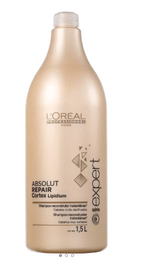 LOREAL  PROFESSIONEL -  Shampoo Professionel Expert Absolut Repair Cortex Lipidium  1,5L