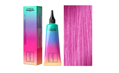 LOREAL PROFESSIONEL -  Coloração Semi Permanente ColorFul Hair Pinck Sorbet 90mL