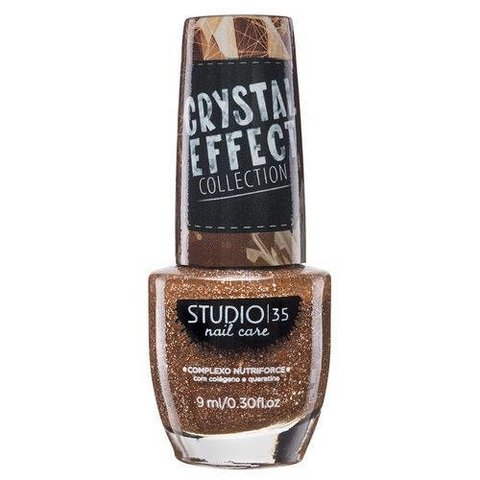STUDIO 35 - Esmalte Crystal Effect #Sqn 9ml