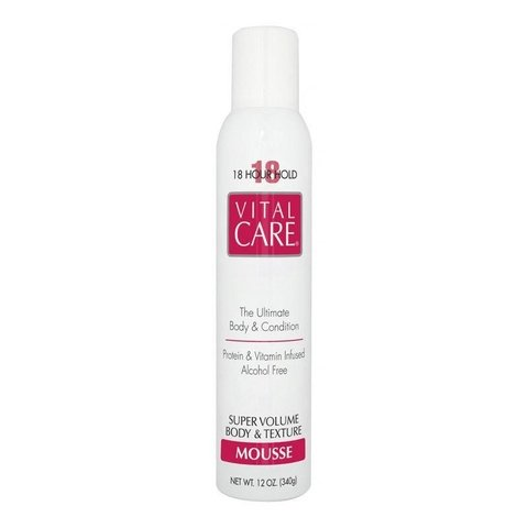 VITAL CARE - Mousse Super Volume Body & Texture 18 horas - 340g - comprar online