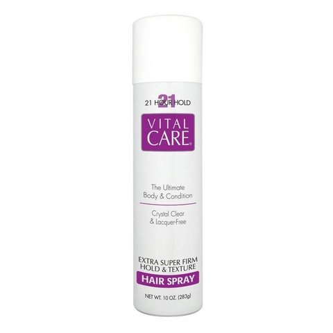 VITAL CARE - Spray Fixador Extra Super Firm Hold & Textura 21horas - 283g - comprar online
