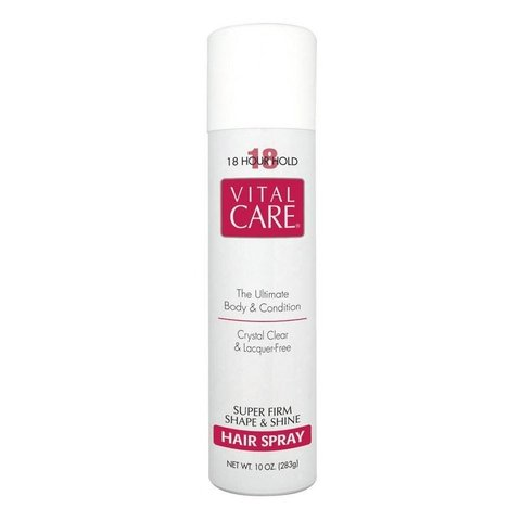 VITAL CARE - Spray Fixador Super Firm Shape & Shine 18 horas - 283g - comprar online