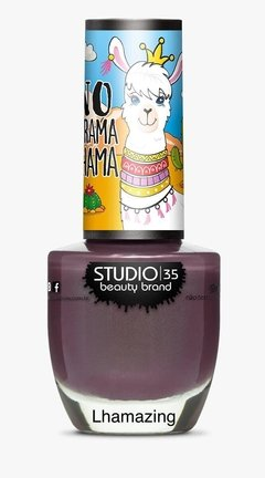 Esmalte No Drama Lhama STUDIO 35 #lhamazing 9 ml