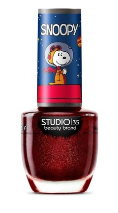 Esmalte Snoopy STUDIO 35 #spacesnoopy 9 ml