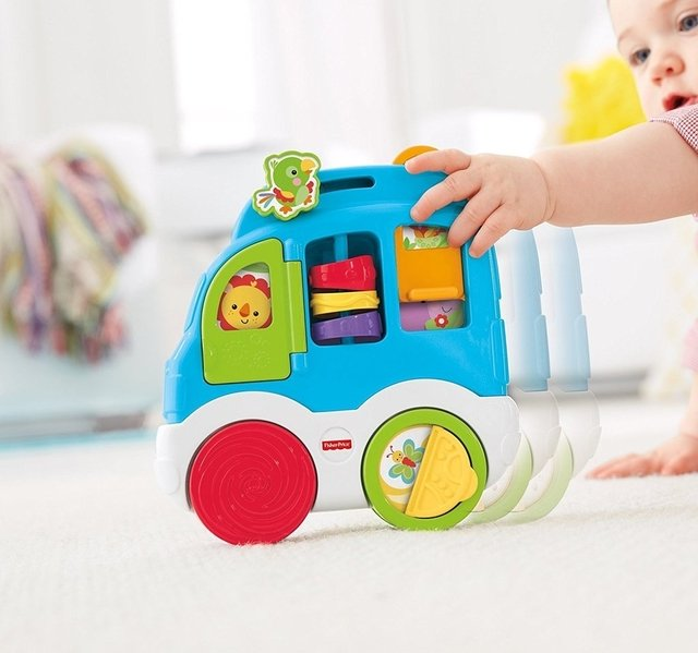 FISHER PRICE- Animal Friends Discovery Car