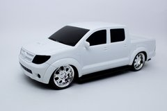 Pick-up Vision - mini Hillux - Branco