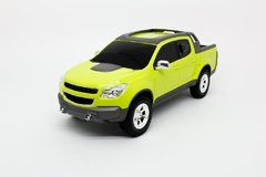 Imagem do Pick-Up S10 Rally Verde