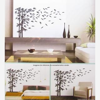 Vinilo Decorativo Para Pared Bambu