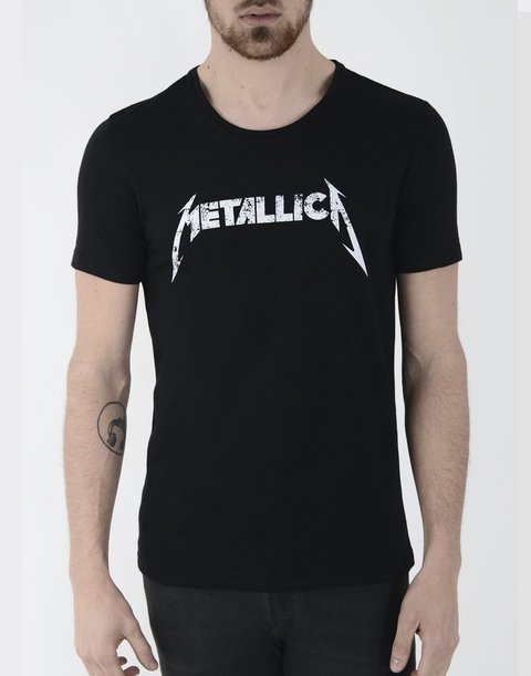 Remera Metallica - Guanacaste Shop online