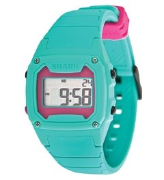 SHARK CLASSIC ® PINK/GREEN / FREESTYLE WATCH (TM)
