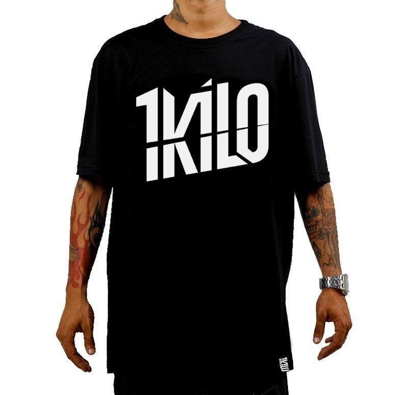 926482089e Camisa 1Kilo Preta - 1 kilo de Rap - Loja oficial