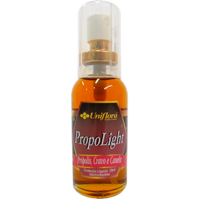 Propolight Cravo e Canela Spray 23ml Uniflora