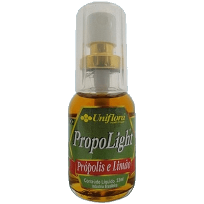 Propolight Limão Spray 23ml Uniflora - comprar online