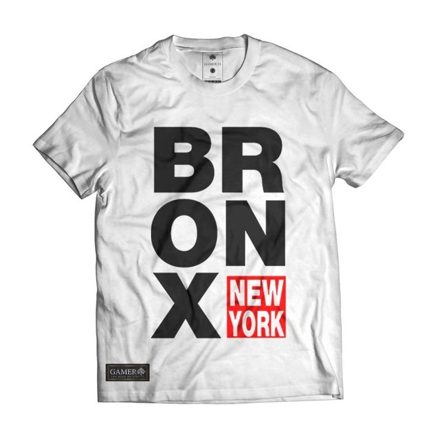 Camiseta Bronx New York Original