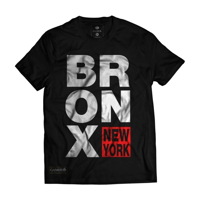 Camiseta Bronx New York Original - comprar online