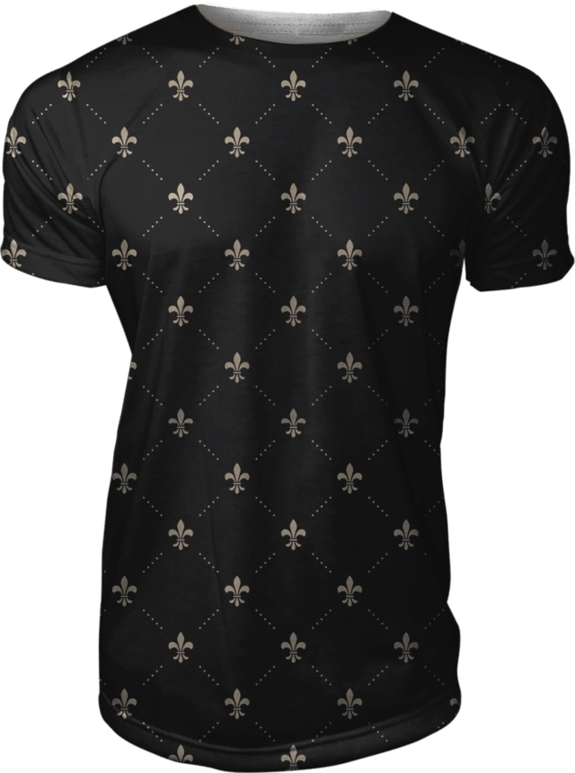 Camiseta Estampada Royal azul Gamer 33