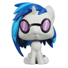 BONECO MY LITTLE PONY - DJ PON-3