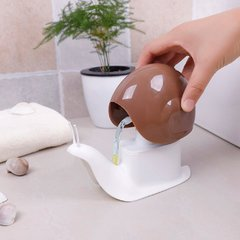 DISPENSER SABONETE CARACOL (120 ML) - comprar online