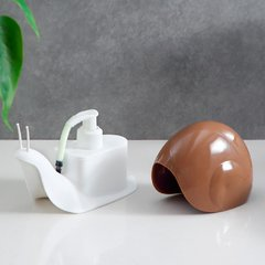 DISPENSER SABONETE CARACOL (120 ML) na internet