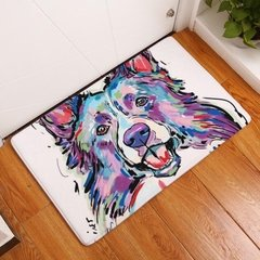 TAPETE DOG | BORDER COLLIE (COLOR) - comprar online