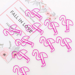 KIT CLIPS FLAMINGO C 10