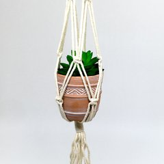 Imagem do MINI VASO SUSPENSO MACRAME