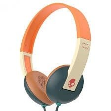 Auriculares Skullcandy Uproar Tap Tech S5urht-494 Orange