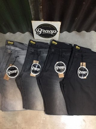 Jean LEAD - Braap Clothing