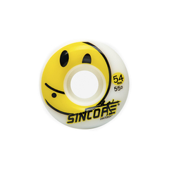 Ruedas Sincope Smiley 54mm