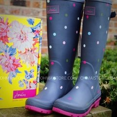 joules welly print - comprar online