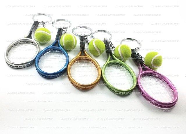 60600317219 Comprar Tennis em Loja Só Chaveiros