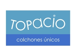 Colchón TOPACIO Jureré 200x200cm RESORTES pocket ALTA GAMA - EL APOLIYO