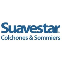 Sommier y Colchón SUAVESTAR Superstar 140 X 190CM RESORTES Maxspring® PILLOW - comprar online