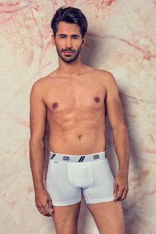 Cueca Box White