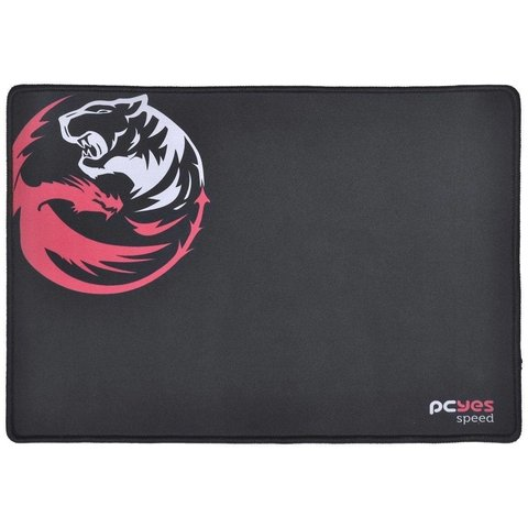 Mouse Pad Dash Speed Gamer 35,5 X 25,4  3MM Preto